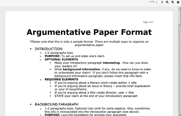 argumentative essay outline the oscillation band argumentative essay outline