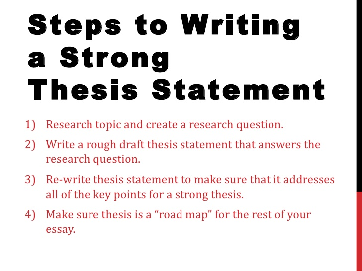 How to write a good phd dissertation