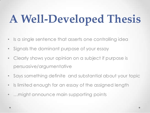 What Is A Thesis Statement In An Essay Examples Thesis Of A Research Paper High School Vs College Essay also Persuasive Essay Samples High School Thesis Of A Research Paper  The Oscillation Band Synthesis Essays